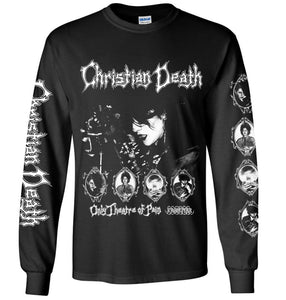 Christian Death long sleeve Preorder