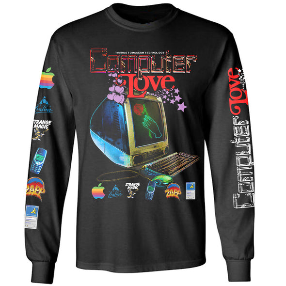 Strange Magic Computer Love Long Sleeve