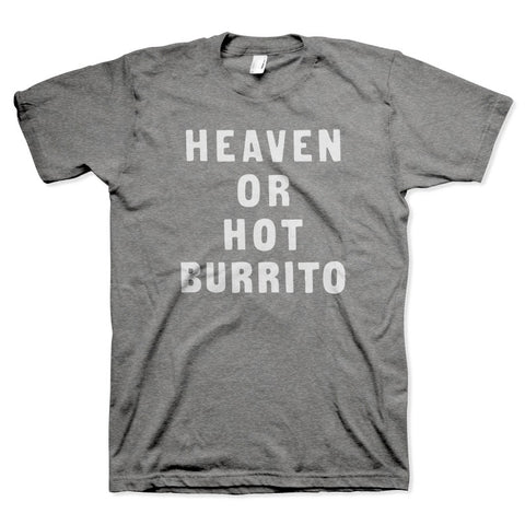 Heaven Or Hot Burrito Grey