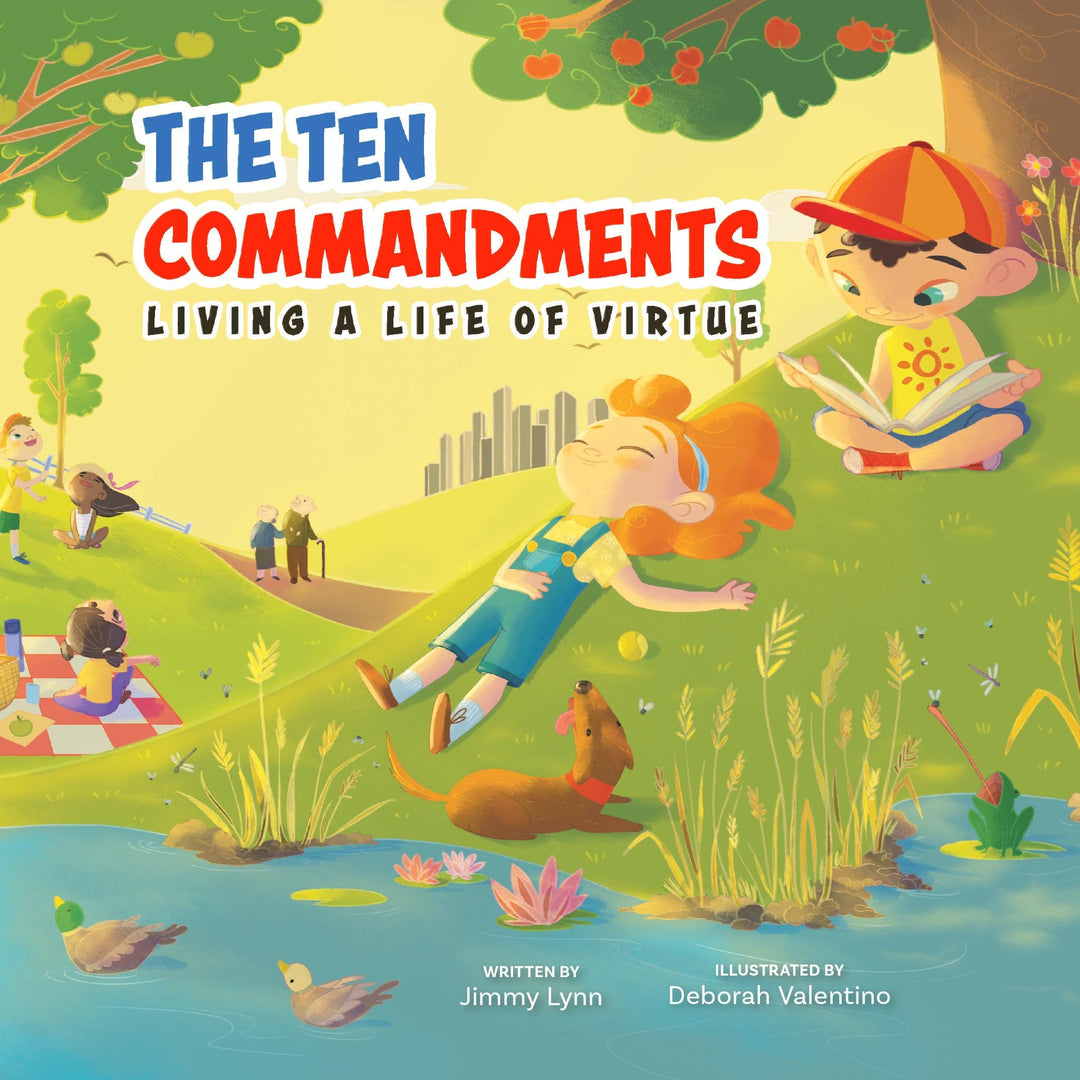 The Ten Commandments: Living A Life of Virtue