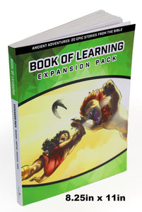 Ancient Adventures: Book of Learning - Expansion Pack (Digital E-Book)