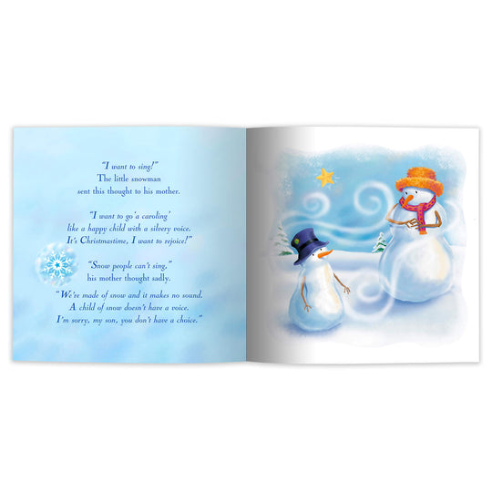 The Snowman's Song (3 Pack)