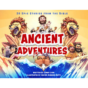 (NEW) Ancient Adventures: 20 Epic Stories from the Bible.