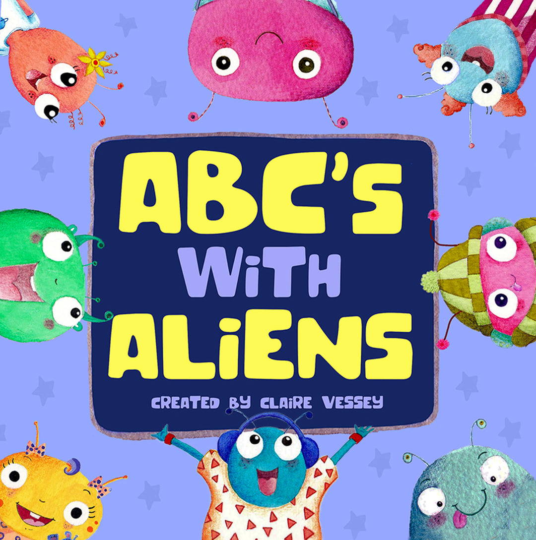 Abc's with Aliens