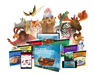 Noah's Ark: Complete Learning System (Select Your Package)