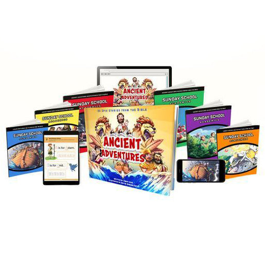 Ancient Adventures Learning System (Select Your Package)