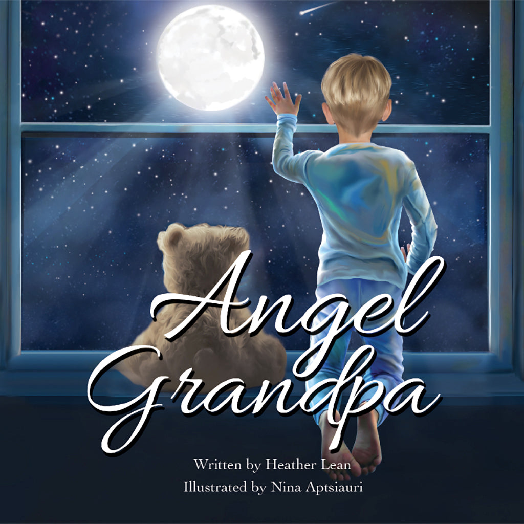 Angel Grandpa