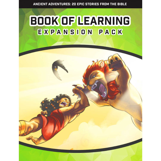 Ancient Adventures: Book of Learning (Expansion Pack)