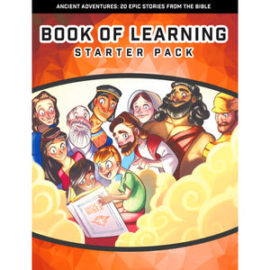 Ancient Adventures: Book of Learning (Starter Pack)