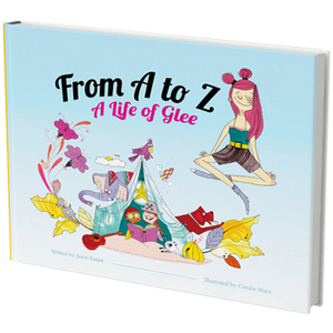 From A to Z: A Life of Glee Hardcover