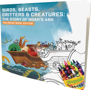 Birds, Beasts, Critters & Creatures: The Story of Noah's Ark (Expansion Pack)