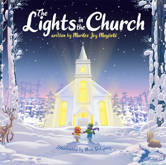 Lights in the Church: Holy Holiday Bundle (2 Book)