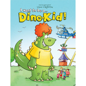 I Want to be a Dino Kid