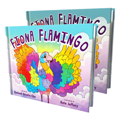Fiona Flamingo (2 Pack)