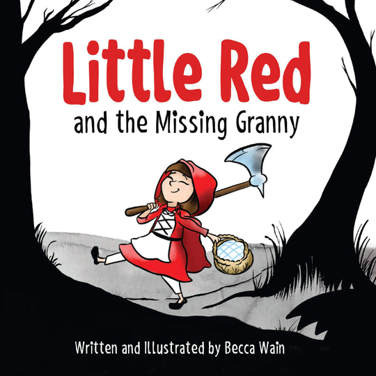 Little Red and the Missing Granny