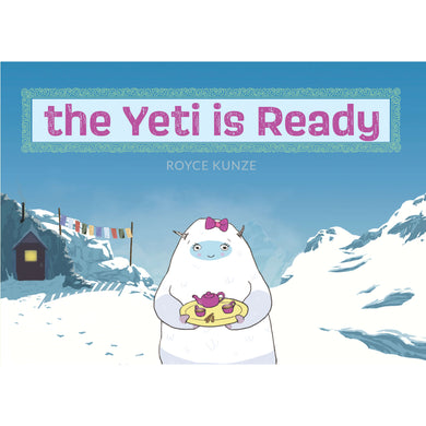 The Yeti is Ready