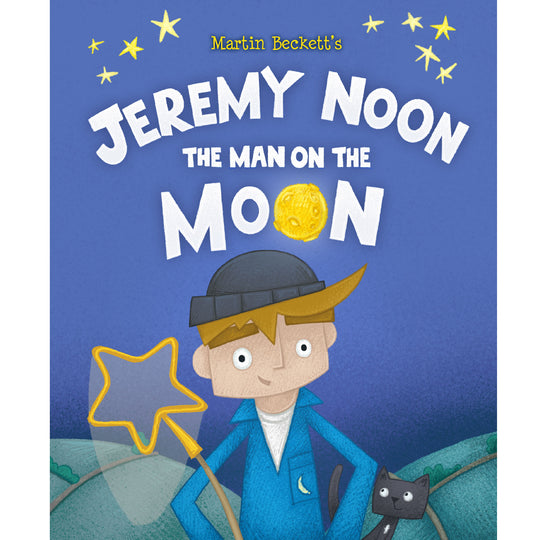 Jeremy Noon the Man on the Moon