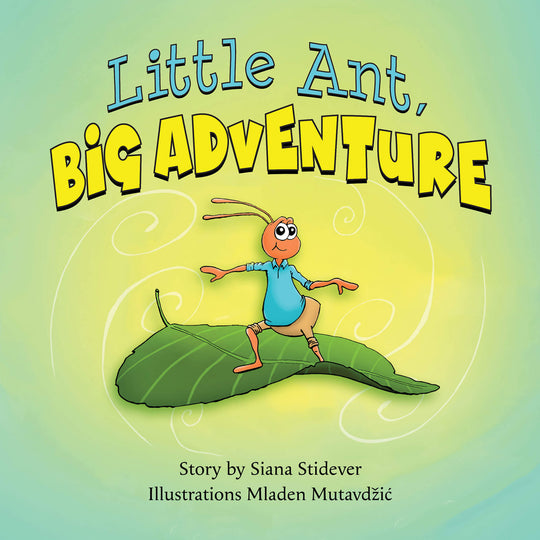 Little Ant, Big Adventure