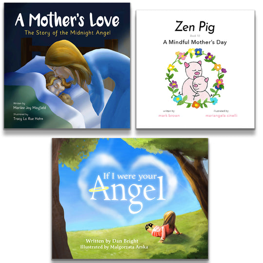 Mother's Love: Complete Motherly Love Bundle (3 Books)