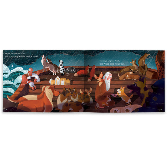 (NEW) Birds, Beasts, Critters & Creatures: The Story of Noah's Ark
