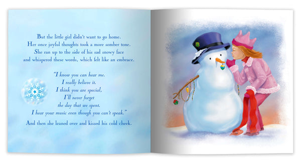 The Snowman's Song (2 Pack)