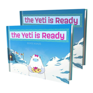 The Yeti is Ready (2 Pack)