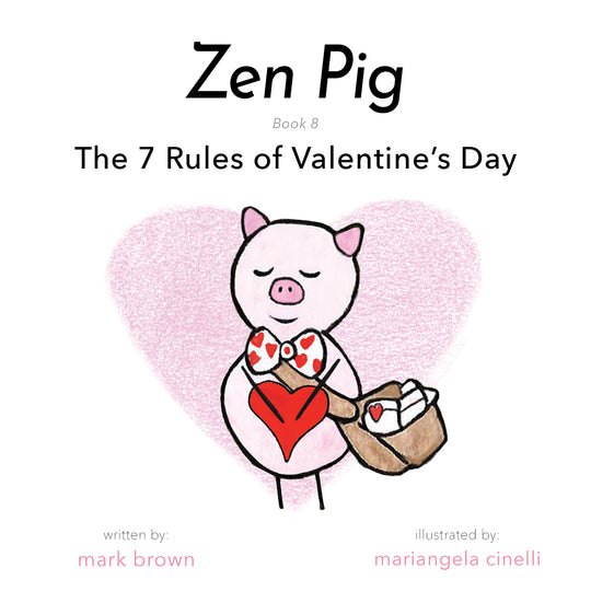 Zen Pig: The Complete Series (8 Books)