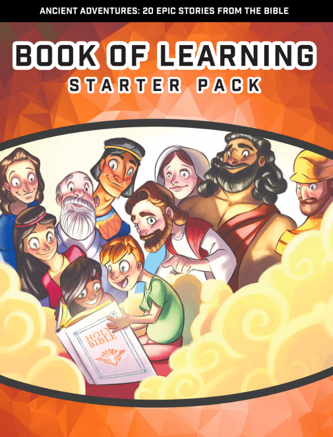 Ancient Adventures: Book of Learning - Starter Kit (Digital)