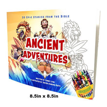 Ancient Adventures: Coloring Book (Print on Demand)
