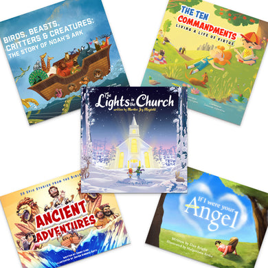 The Christian Book Bundle (5 Books)