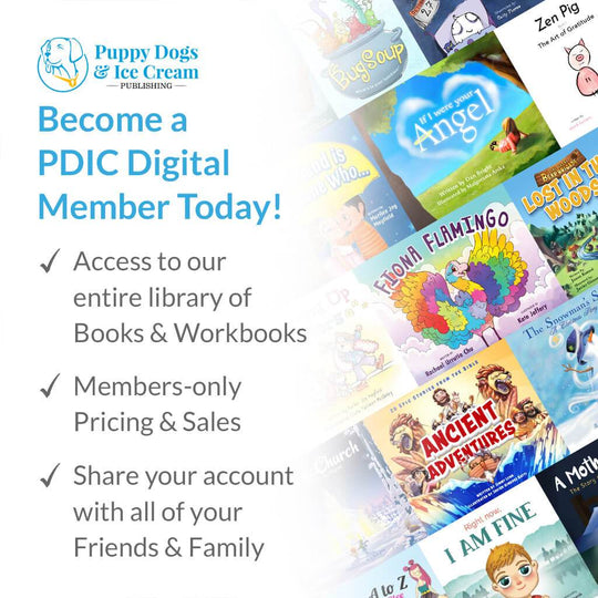 Puppy Dogs & Ice Cream Membership: The Complete Digital Library