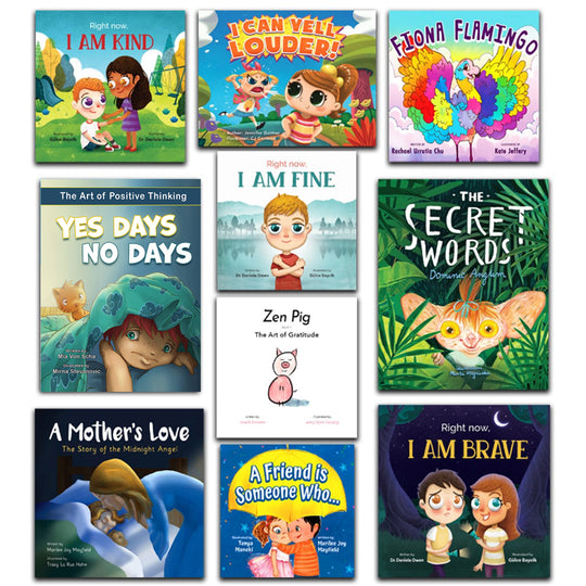 Positive Learning Bundle (10 Books)