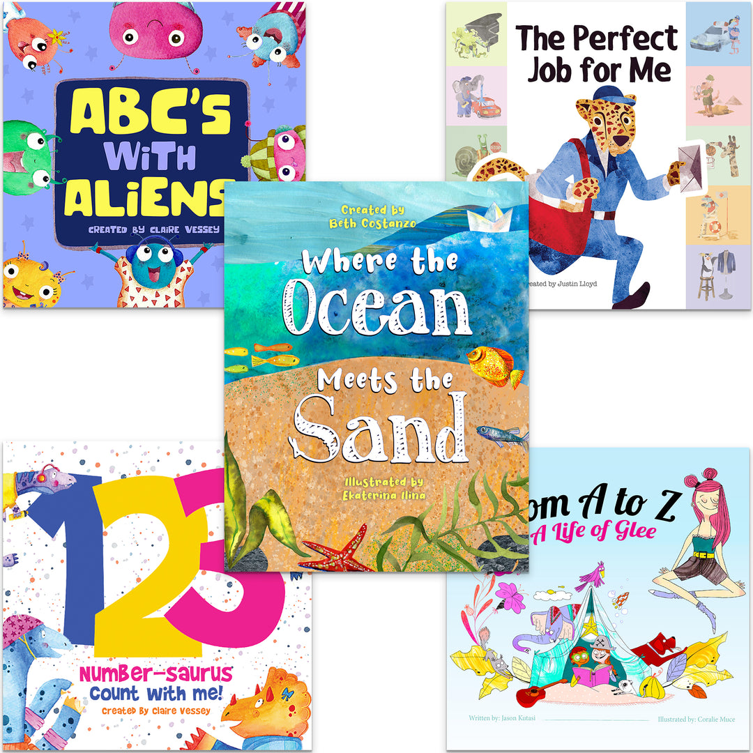 Early Readers Bundle (5 Books)