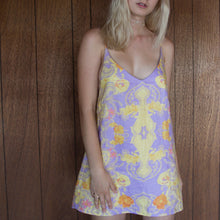 'Welcome To Paradise' Slip Dress