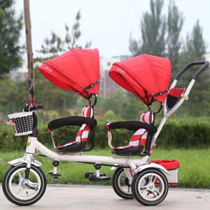 Twin Seater Tricycle