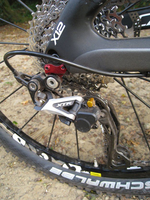 Shimano XTR RD-M985 Shadow Plus rear derailleur – review