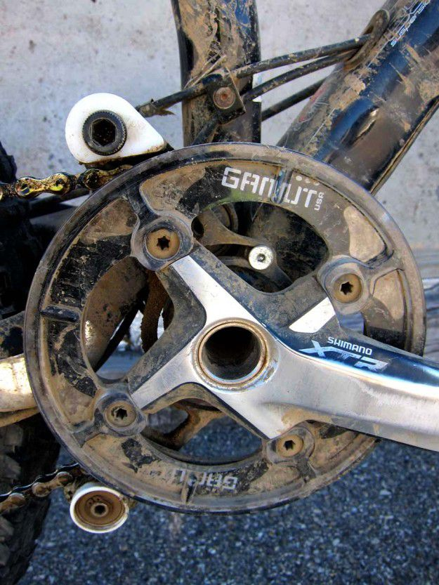 Gamut P30 chain guide review