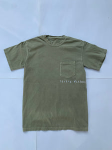 Pocket Short Sleeve - Desert