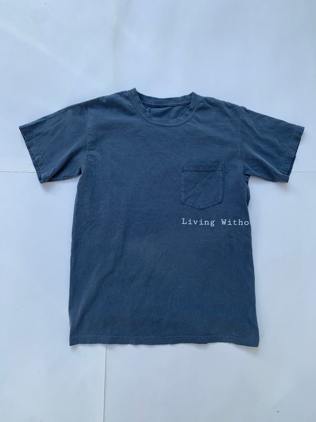 Pocket Short Sleeve - Faded Navy