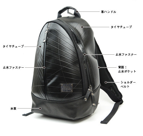 SEAL Best Men's Backpack for Work PS094 Design Details