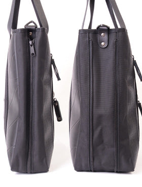SEAL Recycled Tire Tube Expandable Tote -New Arrival