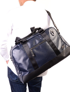 SEAL x Morino Canvas Carry On Bag Multi-ways of carrying