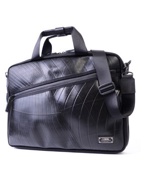 SEAL Slim briefcase PS155 All Black Design