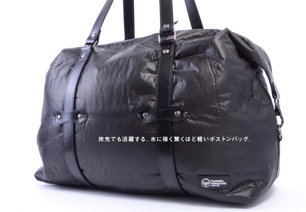 SEAL Recycled Tire Tube Made In Japan Fujikura Parachute Luggage Bag