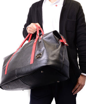 SEAL x Morino Canvas Travel Bag (MS-0013)