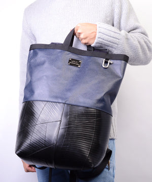 SEAL x Morino Canvas Backpack (MS-020)