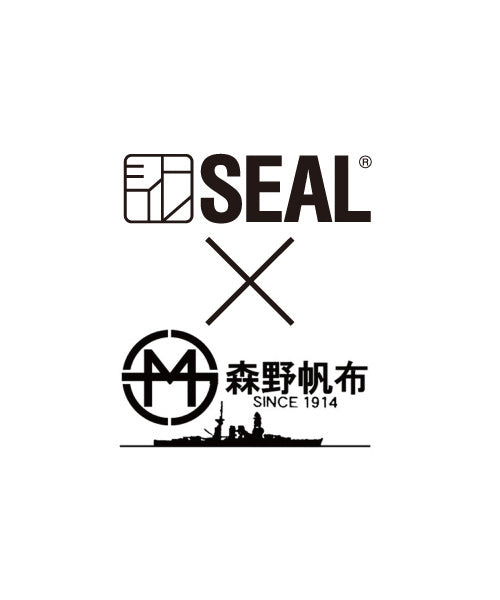 SEAL x Morino Canvas Wallet (MS-021)