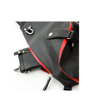 SEAL Morino Canvas Bum Bag MS0250 Spiral Zipper
