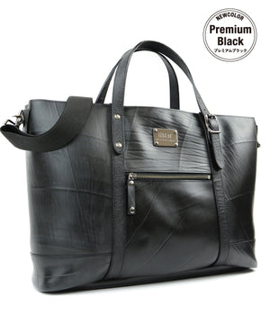 SEAL Work Tote for Men PS036 PREMIUM BLACK Side View
