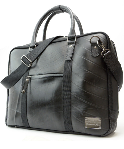 SEAL Briefcase for Men PS064 BLACK Side View